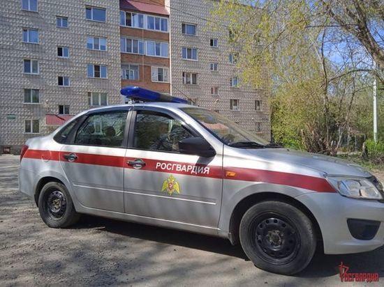 Росгвардейцы задержали грабителя в Томске
