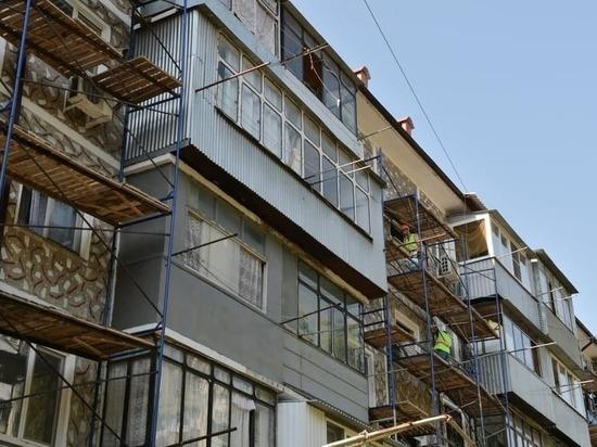 В Краснодаре капитально отремонтировали 7 многоквартирных домов