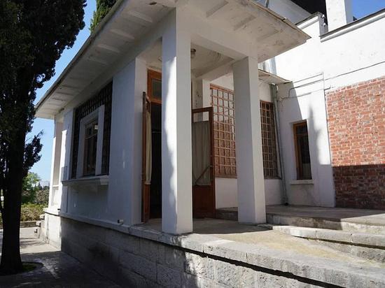 Дом-музей Николая Островского в Сочи отреставрируют к 85-летию