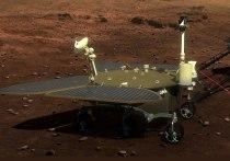 Китайцы совершили первую посадку своего межпланетного аппарата «Тяньвэнь-1» на Марсе