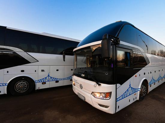15 тысяч пассажиров из Тверской области воспользовались новыми междугородними автобусами