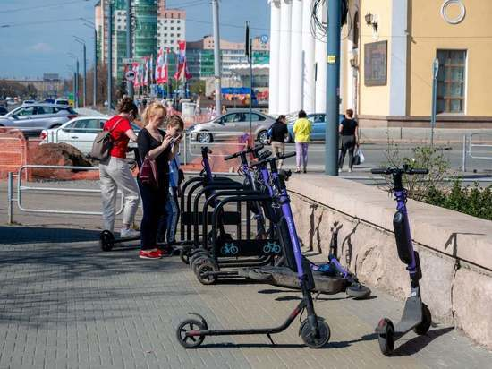 В Челябинске еще один ребенок пострадал от наезда электросамоката