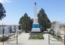 В Славянском районе Кубани реконструировали 2 воинских захоронения