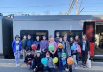 35 детей из Карелии поехали отдыхать в Артек