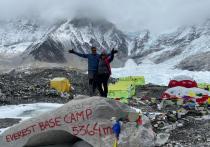 Сочинцы 41-летняя Татьяна Дегтярева и ее муж Алексей решили исполнить мечту жизни — увидеть Эверест, но наглухо застряли в Непале из-за введенного там локдауна