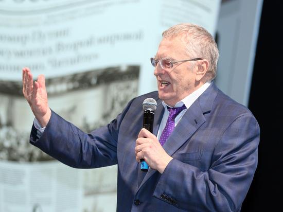 Германию необходимо было уничтожить как государство, считает лидер партии ЛДПР Владимир Жириновский