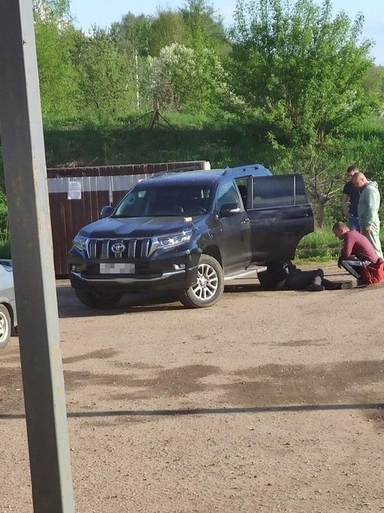 Пьяному водителю не дали сесть за руль в Тверской области