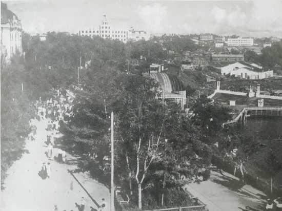 Ко дню рождения Хабаровска: как преображали центр города и филармония в здании офицерского собрания