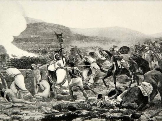 Греки использовали наемников, чтобы победить соперников