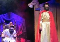 Спектакль «Заступник земли русской» состоялся в Краснодарском краевом театре кукол