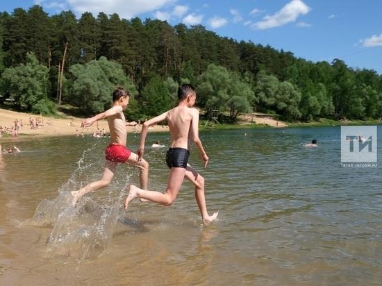 На благоустройство пляжей Казани потратят 5 миллионов рублей