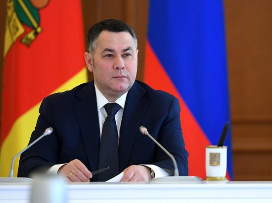 Игорь Руденя вошел в рейтинг «Губернаторская повестка» в связи с увеличением поддержки льносеющих предприятий