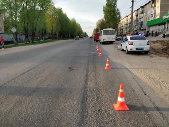 Появилась фотография с места аварии, в которой погибла девочка в Тверской области