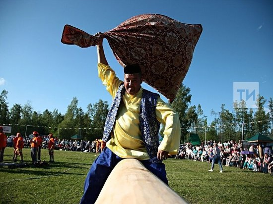 В Нижнекамске Сабантуй состоится 12 июня