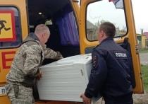 В Омской области собирают помощь для погорельцев из деревни Максим Горький