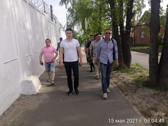 Специальная комиссия проверила дворы Ленинского района Чебоксар