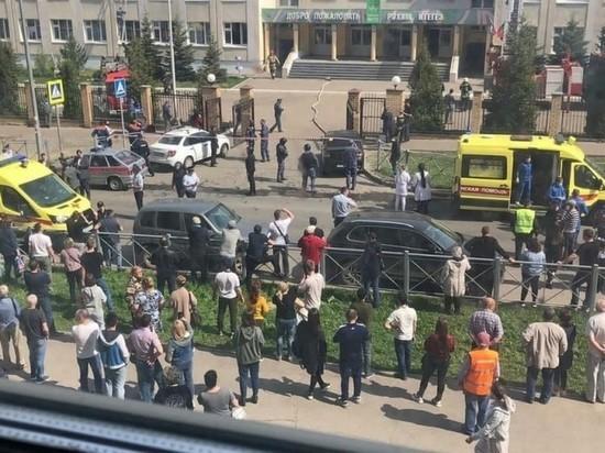 Рошаль рассказал о состоянии раненных в казанской школе детей