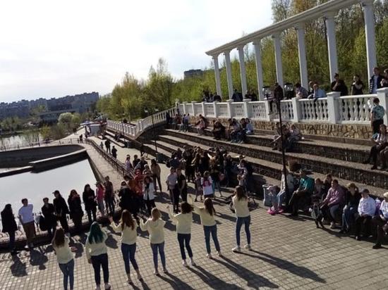 В хабаровском парке «Северный» открыли летний сезон