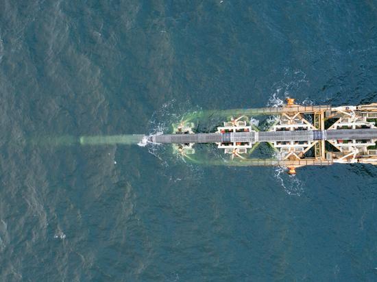 Регулятор ФРГ разрешил начать строительство Nord Stream 2 в германских водах