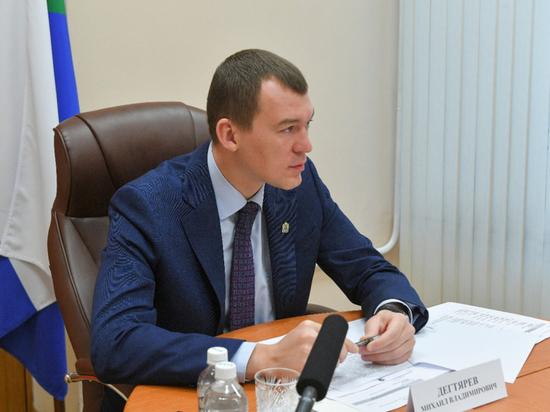 Очередная встреча главы региона прошла в неформальной обстановке