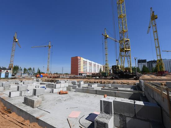 Переселение из казарм: в Твери продолжают строить новый жилой квартал