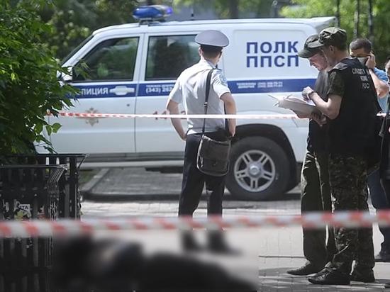 Раскрыта личность мужчины, который сегодня утром устроил кровавую поножовщину возле железнодорожного вокзала в Екатеринбурге