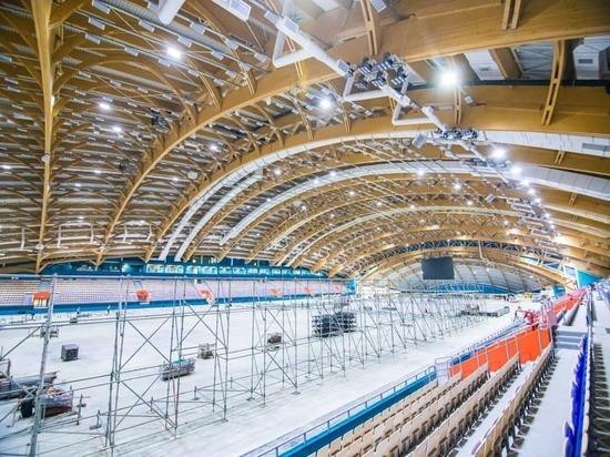 В кемеровском ледовом дворце «Кузбасс» будут работать системы безопасности с функцией распознавания лиц
