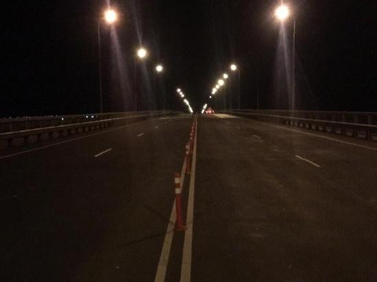 Рязанских водителей предупредили о затруднении проезда по Солотчинскому мосту