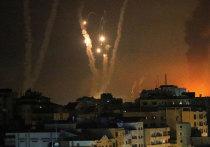 Интенсивность ракетных обстрелов израильской территории со стороны палестинских вооруженных формирований в последние дни снизилась