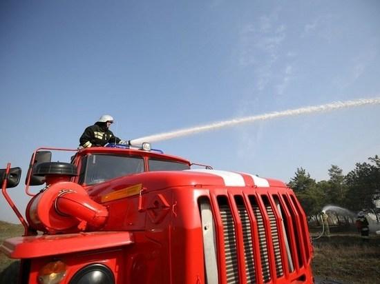 Андрей Бочаров объявил о введении особого противопожарного режима