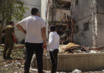 Ожесточенное палестино-израильское противостояние не утихает
