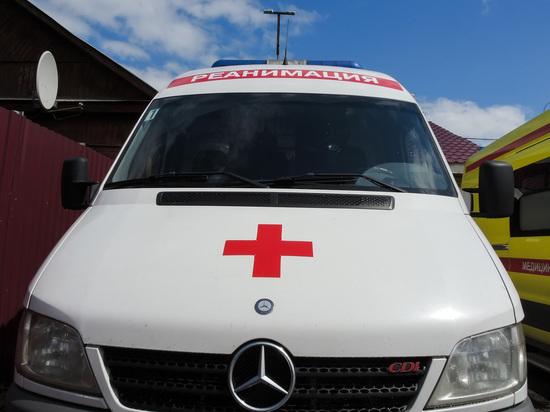 Водитель такси сбил подростка на самокате в Москве