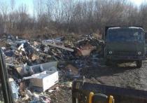 Огромную свалку в одном из военных городсков Комсомольска-на-Амуре вывозят уже месяц, при этом военным удалось убрать почти 60 тонн мусора, однако работы еще непочатый край - осталось еще 240 тонн твердых коммунальных отходов
