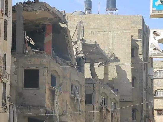 Израильские военные анонсировали удар по новой высотке в Газе