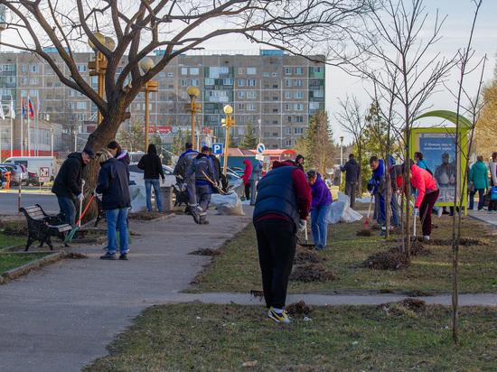 Более 1000 сотрудников Калининской АЭС приняли участие в федеральном экологическом марафоне «Зеленая весна-2021»