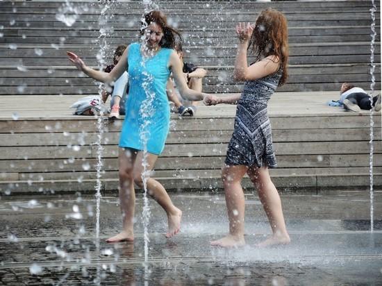 Температура воздуха в Москве впервые превысила 30 градусов весной