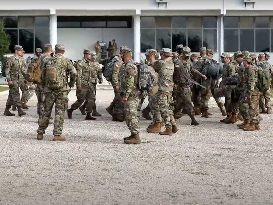 На Балканах стартовали крупнейшие за 25 лет учения НАТО