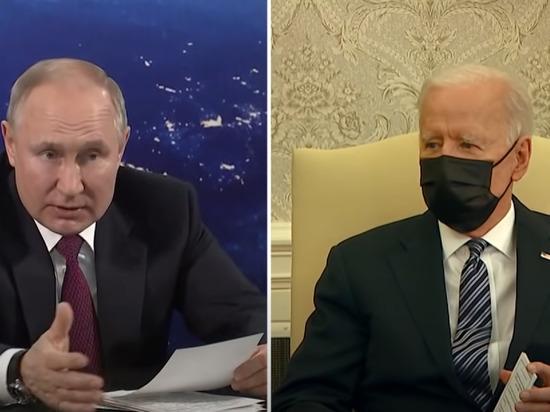 Стало известно о возможной встрече Путина и Байдена в Швейцарии