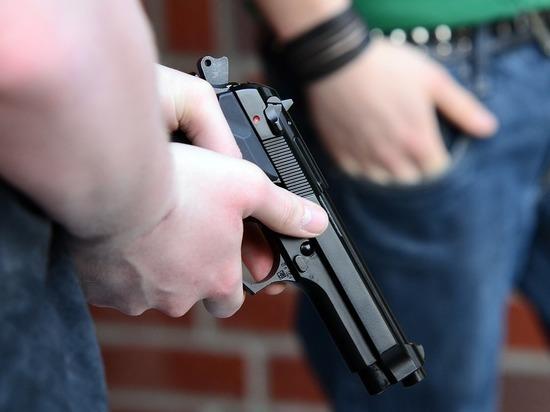 В Томске двое подростков обстреляли женщину из пневматического оружия