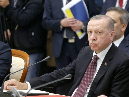 Эрдоган «проклял» правительство Австрии из-за флага Израиля