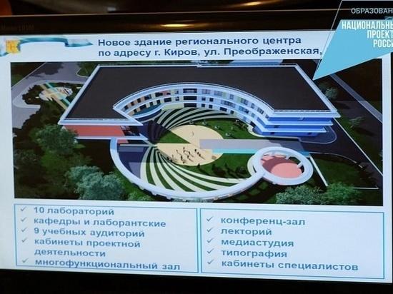 В Кирове построят Центр поддержки талантливых детей