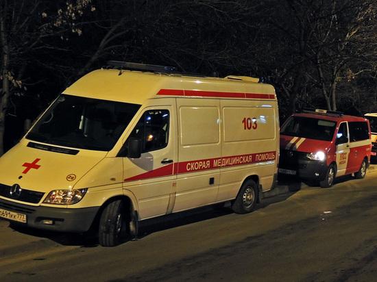 Один человек погиб при крушении вертолета в Архангельской области