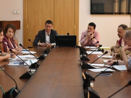 В Кирове обсудили концепцию новогоднего убранства