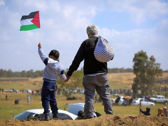 Блинкен заявил о желании США повысить материальное положение палестинцев