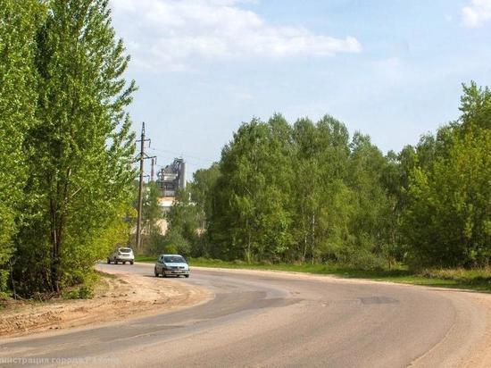 В Рязани заделали ямы на улице Тимуровцев и на участке от Сысоева до РНПК
