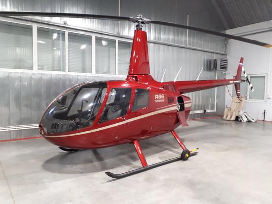 В Белом море упал вертолёт, пострадавшие доставлены в больницу