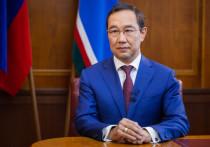 Глава Якутии обратился к жителям республики
