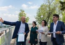 Партия «Новые люди» предложила свои идеи для благоустройства в Барнауле