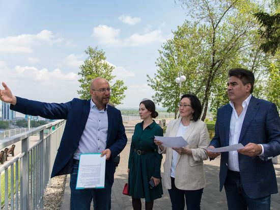 В понедельник, 17 мая, столицу Алтайского края впервые посетил лидер партии «Новые люди» Алексей Нечаев