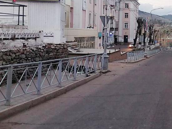 В Улан-Удэ в водителя мопеда врезался пьяный автомобилист